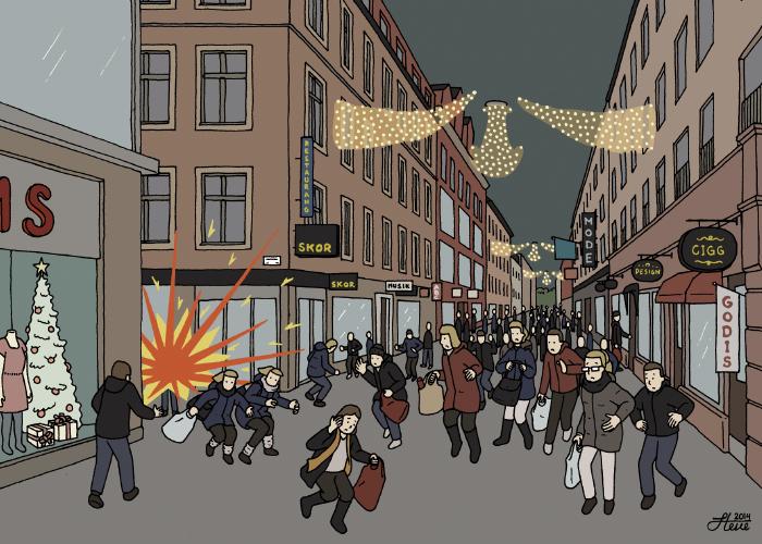 nu oskuld fett i Stockholm